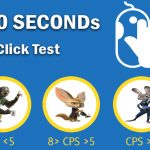 Click Test 100 Seconds - Clicking Speed Tester