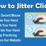 Jitter Click Test - Clicking Speed Tester