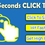 Clicks in 20 Seconds - Clicking Speed Tester