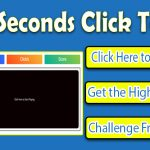 Click Speed Test 15 Seconds - Clicking Speed Tester